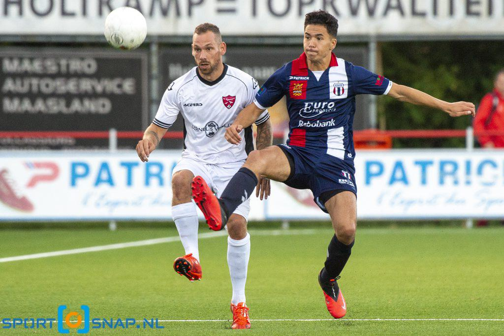 Excelsior Maassluis – FC Rijnvogels
