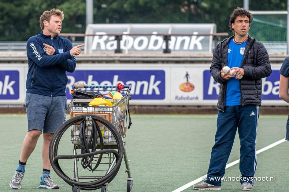 Hockeyshoot op Sportsnap