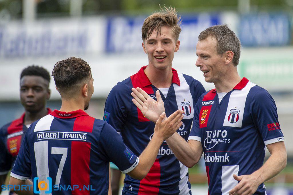 Excelsior Maassluis – Excelsior Rotterdam