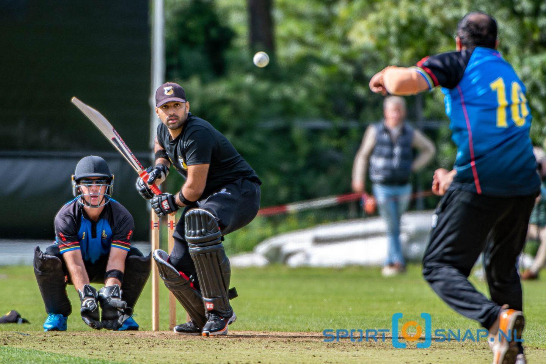 Cricket T20 Topklasse heren 2020 Halve finale Cricket T20