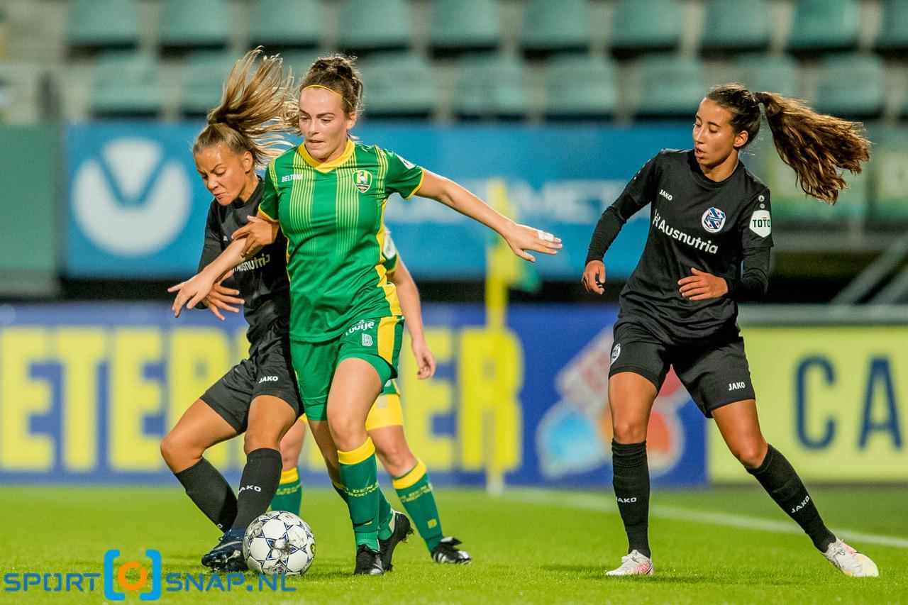 ADO vrouwen Heerenveen voetbal