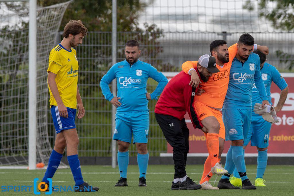 FC Zoetermeer - HMSH