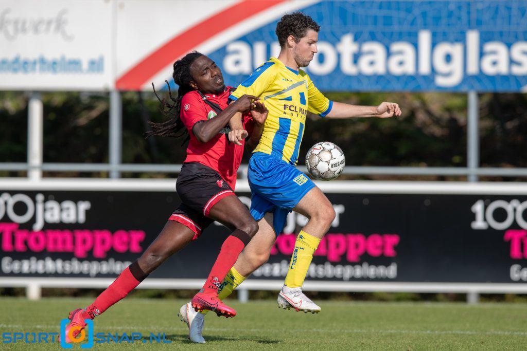 Vitesse Delft - Berkel