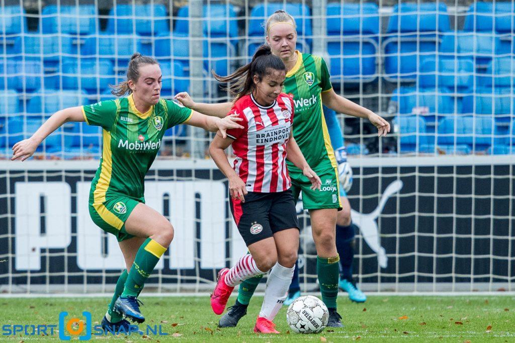 PSV vrouwen ADO Den Haag vrouwen