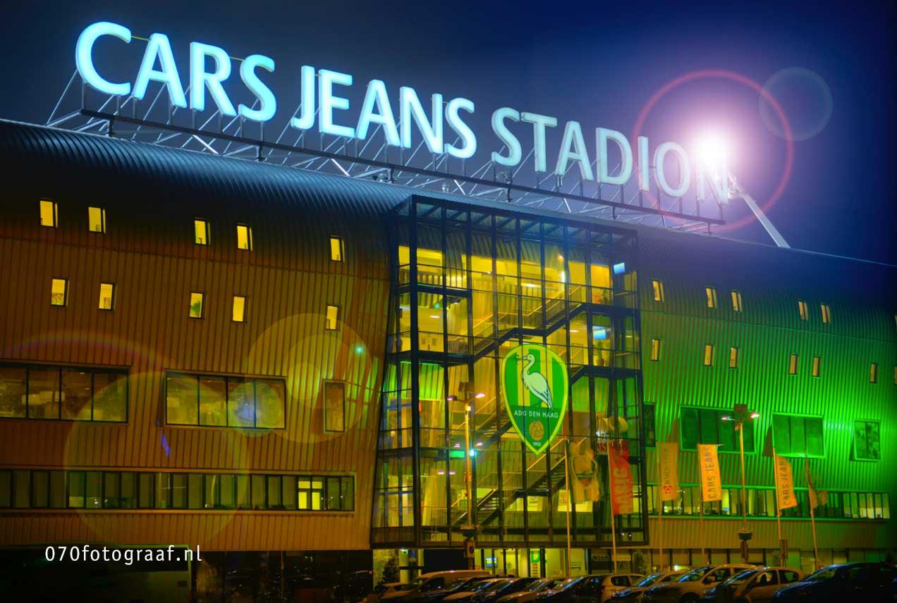 ADO Den Haag - Cars Jeans stadion