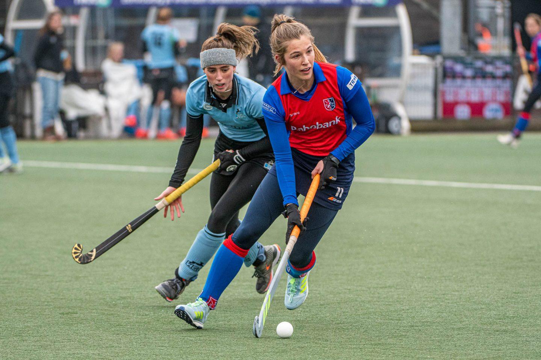 06-02-2021: Hockey: HGC D1 v SCHC D1: Den Haag