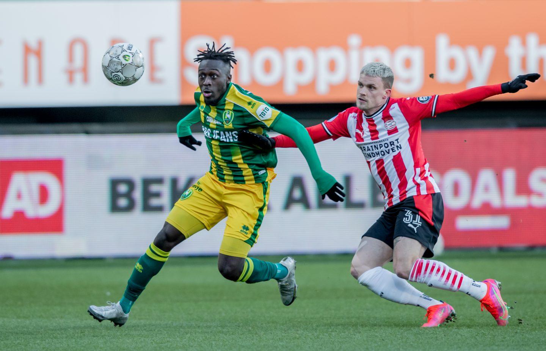 ADO Den Haag - PSV (2-2)