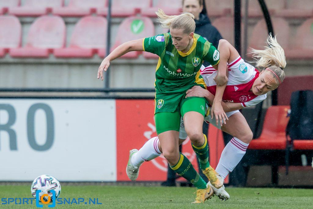2021 03 28 Ajax - ADO den Haag vrouwen-60