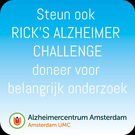 RICK'S ALZHEIMER CHALLENGE