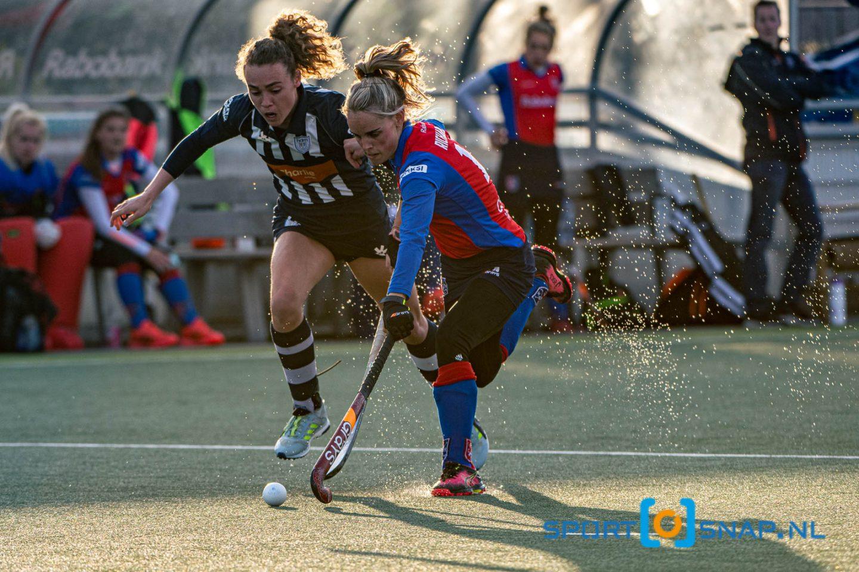Hockey - HDM D1 v SCHC D1, Den Haag - 15-04-2021
