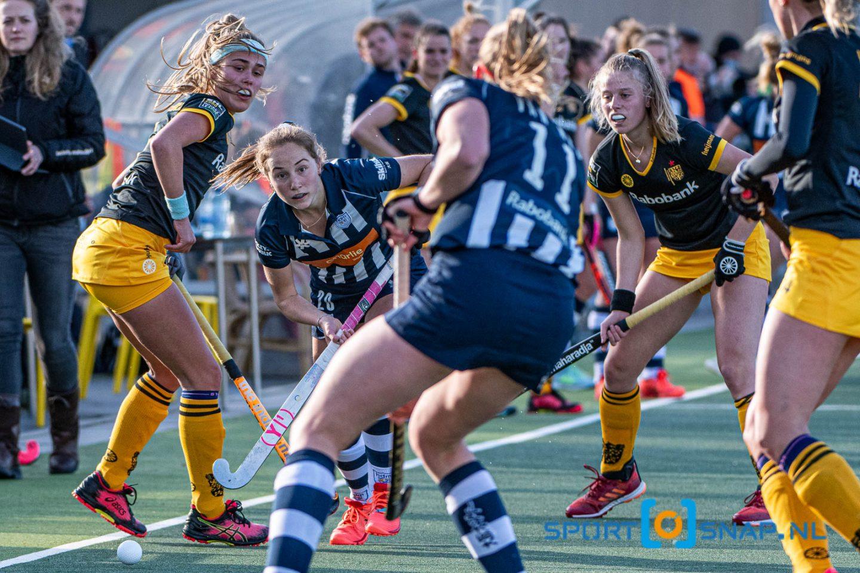 06-05-2021: Hockey: HDM D1 v Den Bosch D1: Den Haag Play-offs Hockey Hoofdklasse dames 2021