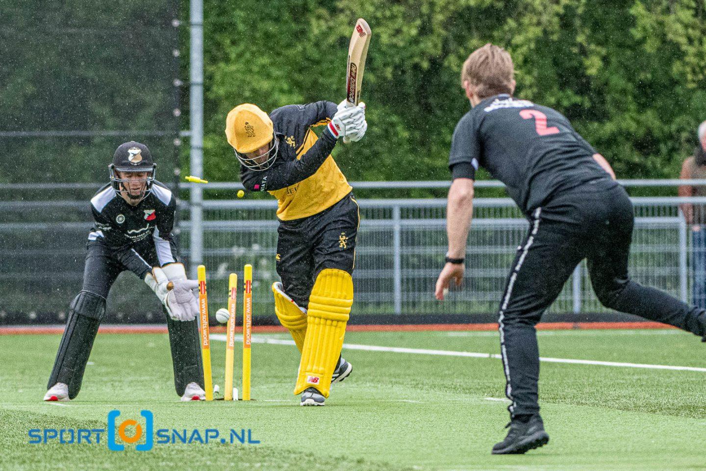 22-05-2021: Cricket: HBS 1 - HCC 1: Den Haag