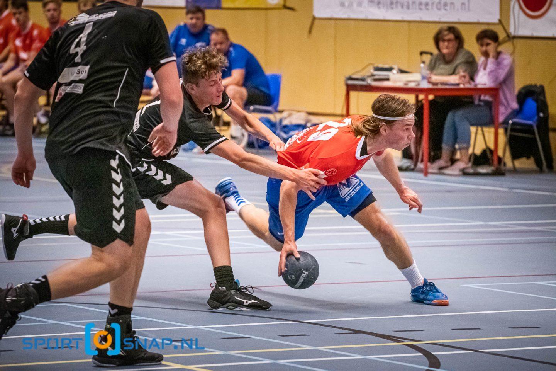 Handbal: Hercules - Hellas: Den Haag