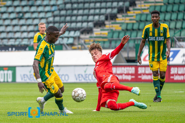 24-07-2021: Voetbal: ADO Den Haag - FC Twente: Den Haag