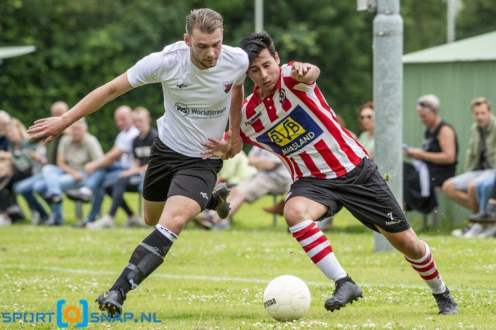Ron Heinen, Naaldwijk - MVV27