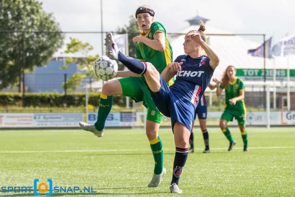ADO DH Vrouwen - vv Alkmaar