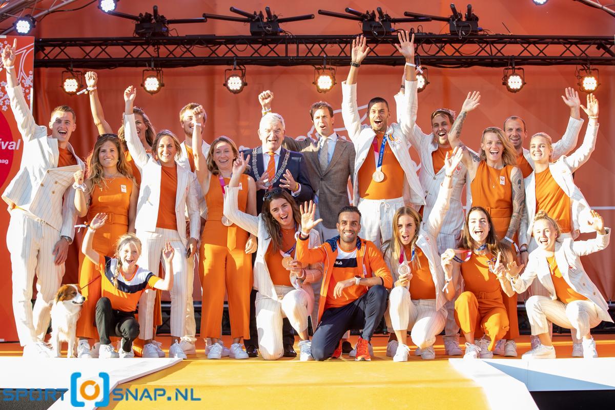 deelnemers Olympische Spelen Tokyo