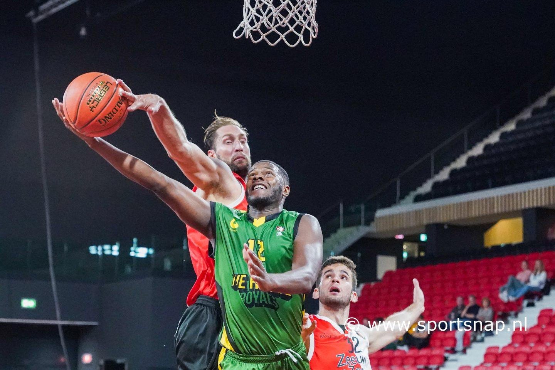 Sportsnap Basketbal The Hague Royals - Feijenoord
