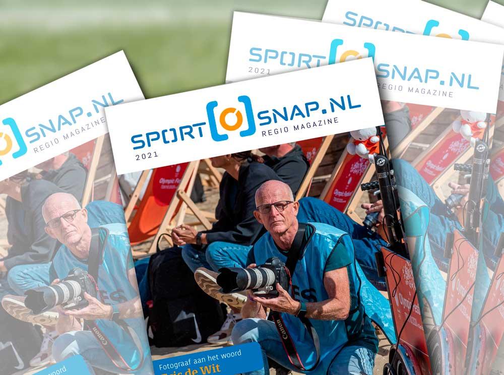 sportsnap magazine 2021