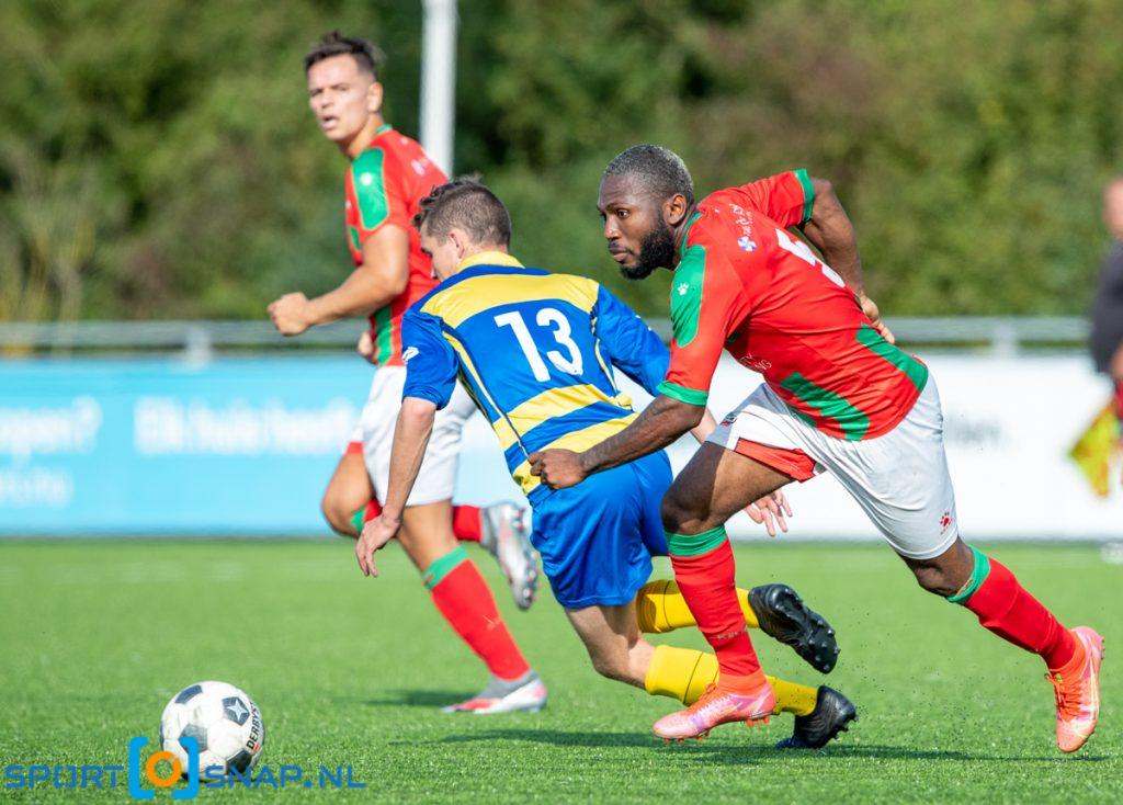 DSO - FC Boshuizen