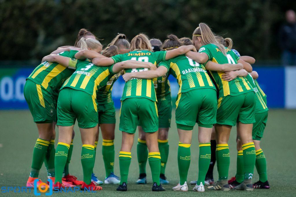 PEC Zwolle Vrouwen - Ado Den Haag Vrouwen