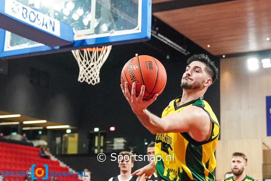 Basketbal: The Hague Royals - BAL