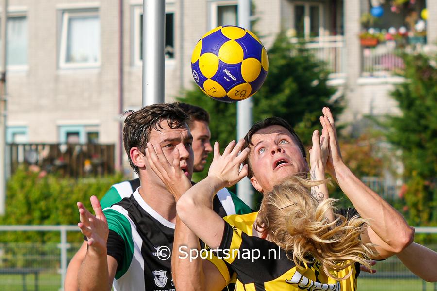 Korfbal: KV Die Haghe - HKV Achilles