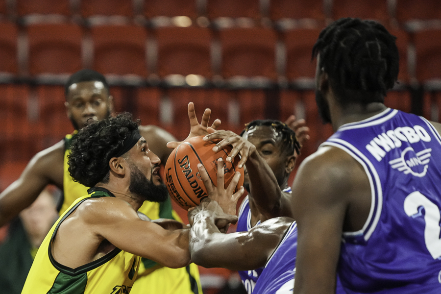 Sportsnap Basketbal- The Hague Royals - Donar70-05816